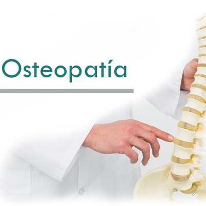 visita Tratamientos de osteopatia